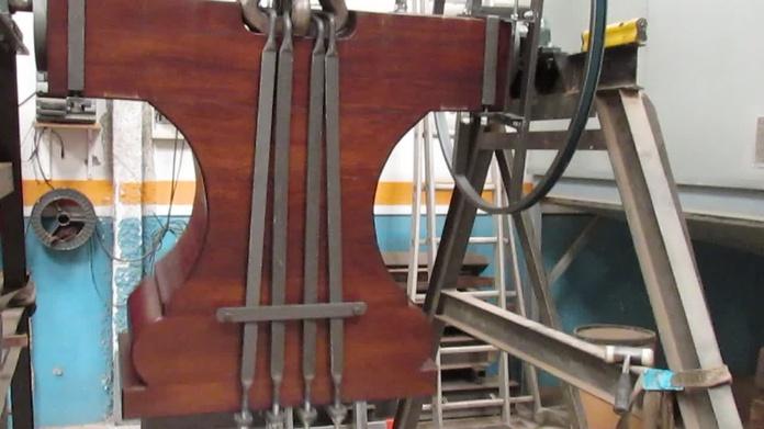 2001 Técnica y Artesanía, S. L. - Pruebas de volteo - Campana nº 5 de Altura (Castellón)