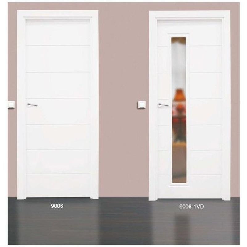 Modelo 9006 Puerta lacada de calidad estándar