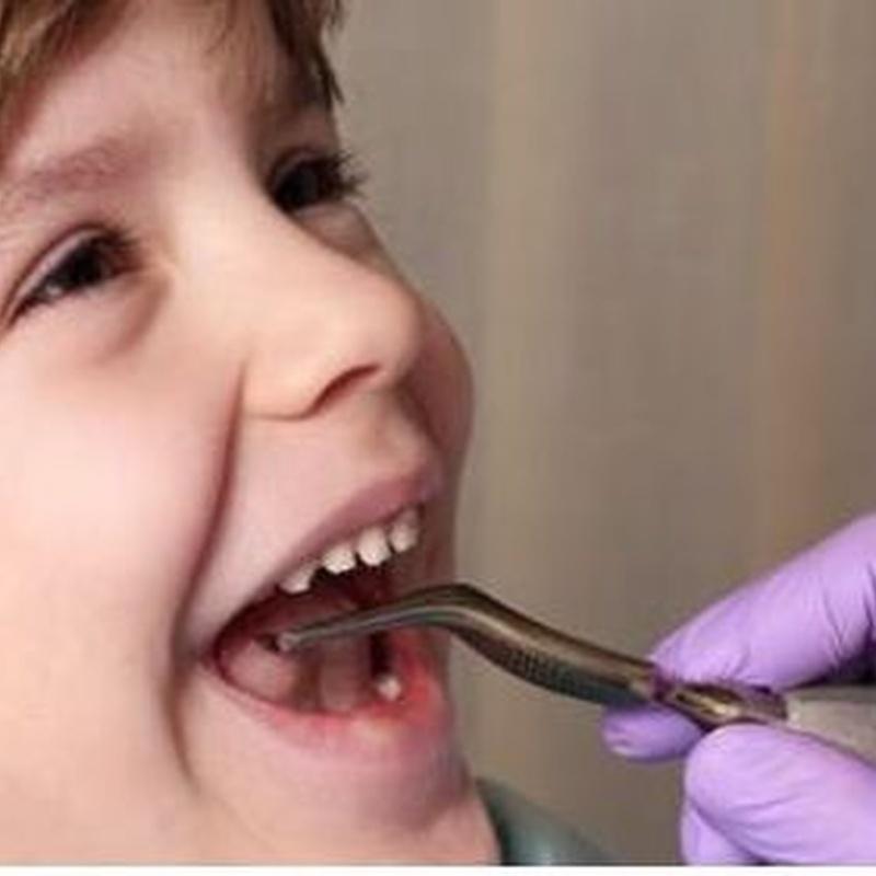 Ortodoncia en el niño: Servicios de Clínica Ortodoncia María Dolores Olaizola