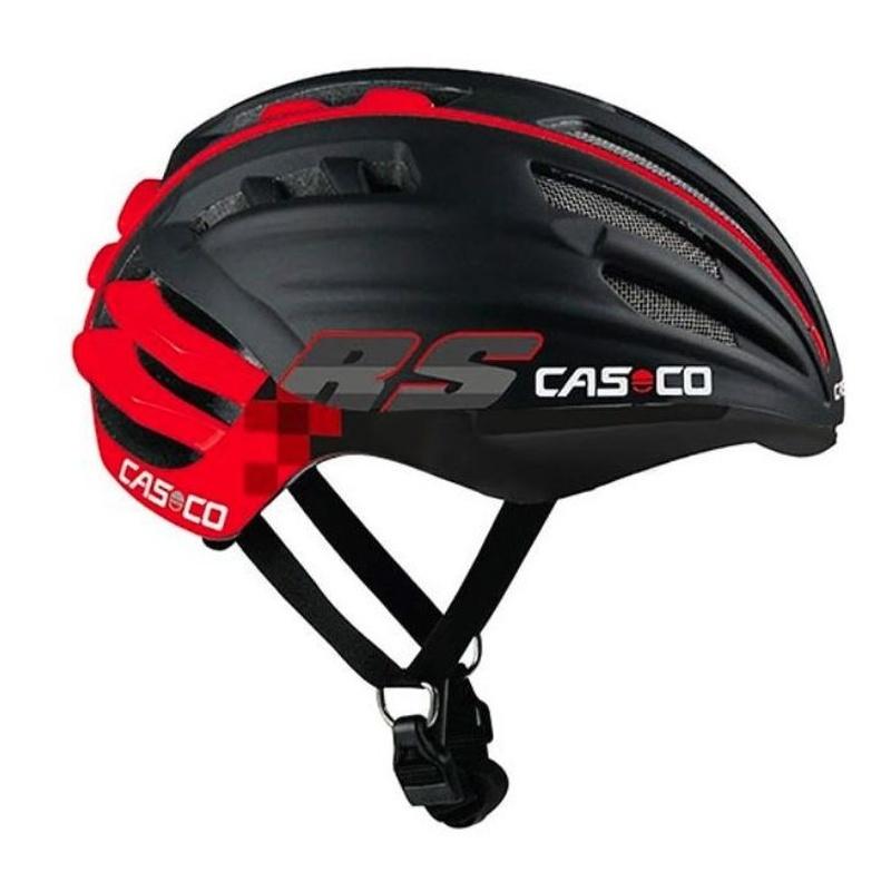 CASCO SPEEDAIRO RS ROJO TALLA L 59-63 cm C/VISOR: Productos de Bikes Head Store
