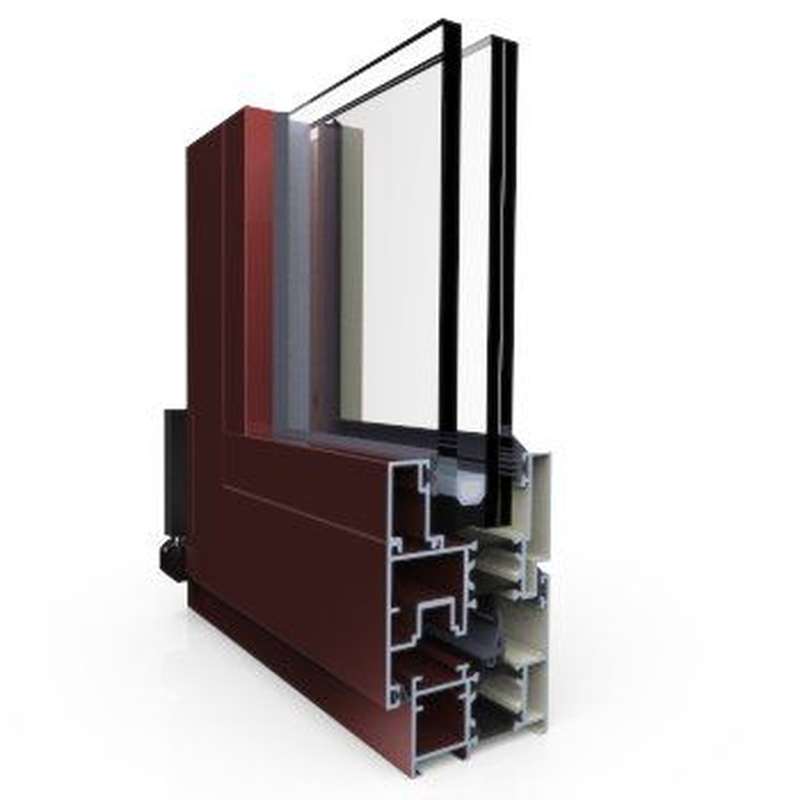 NORDIC 60 canal 16: Servicios de Aluminios Fergal