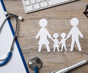Seguros de salud familiares