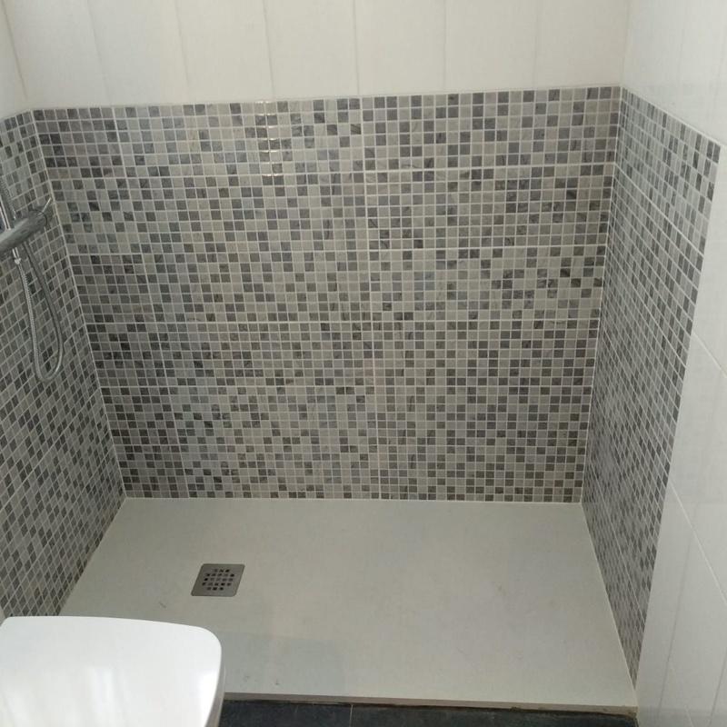 Montaje y venta de grifería, calderas, muebles y platos de ducha: Servicios de Urola Iturgintza