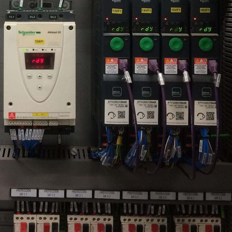 Variadores de velocidad y servo-drives: Servicios de Automatizaciones Coín