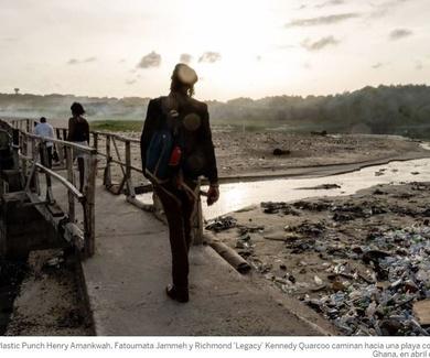 Los activistas contra el plástico que crean tendencia