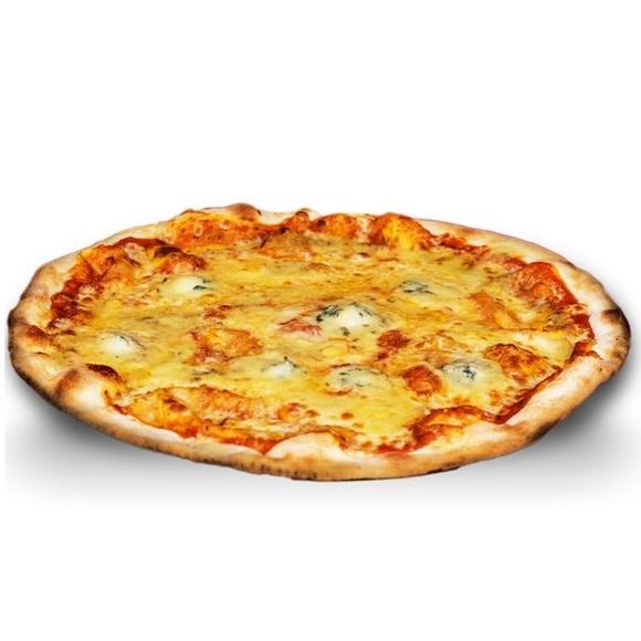4 formaggi: Carta de Pizzería Da Sebas