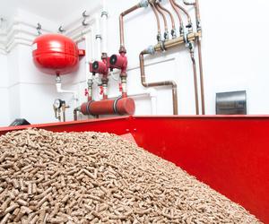 Estufas y calderas de biomasa