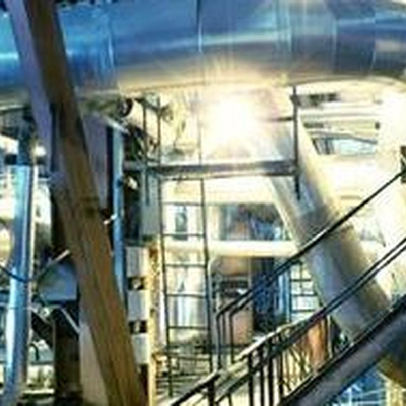 Mantenimiento en fábricas e instalaciones corporativas e institucionales: Servicios de Serbusa, S.L.