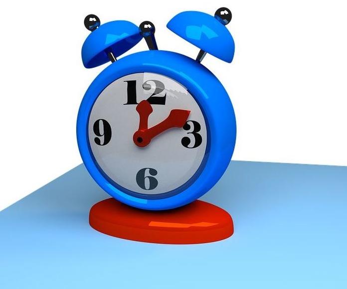Horarios: Servicios  de Educación Infantil Guardería Niños