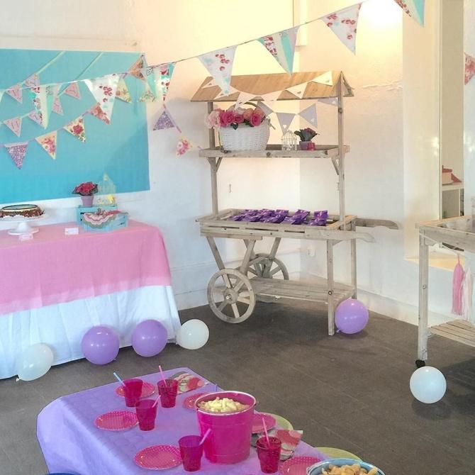 Pasos para la organización de un cumpleaños infantil