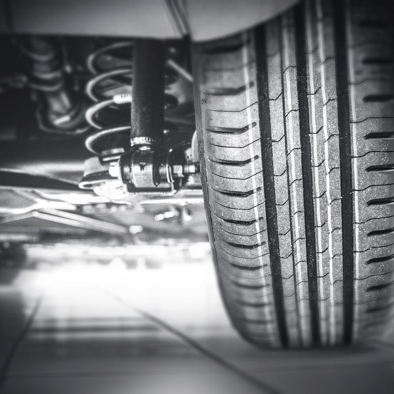 Suspensión: Servicios de Neumáticos Raúl