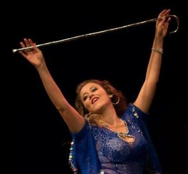 Folklore Saidi: Danzas y Bailes de Hiurma Danza Oriental