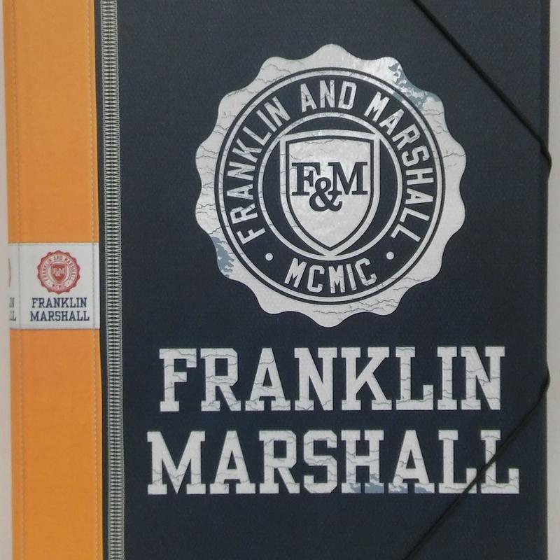 Carpeta clasificadora FRANKLIN AND MARSHALL. SENFORT