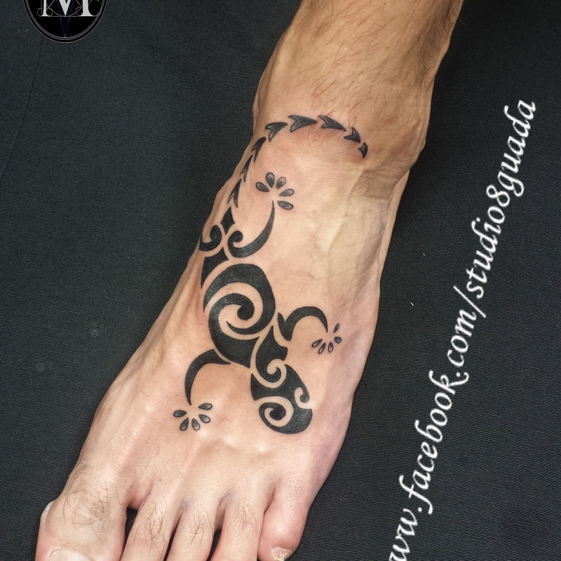 Tatuajes tribales, maorí y mandalas: Servicios de Studio Ocho