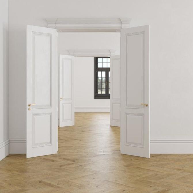 ¿Cómo lacar las puertas de casa?