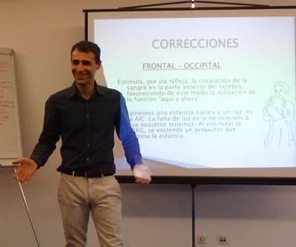 Microgimnasia. Sesiones regulares: Cursos - terapias kinesiologia de IEKU Instituto Europeo de Kinesiología Unificada