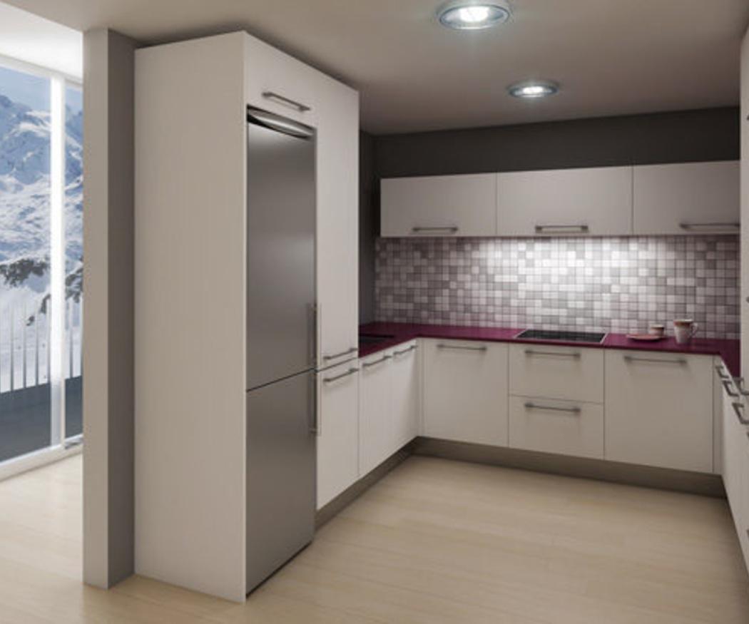 Muebles de cocina modernos y prácticos