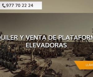 Alquiler de grupos electrógenos en Tarragona: Manain Elevació