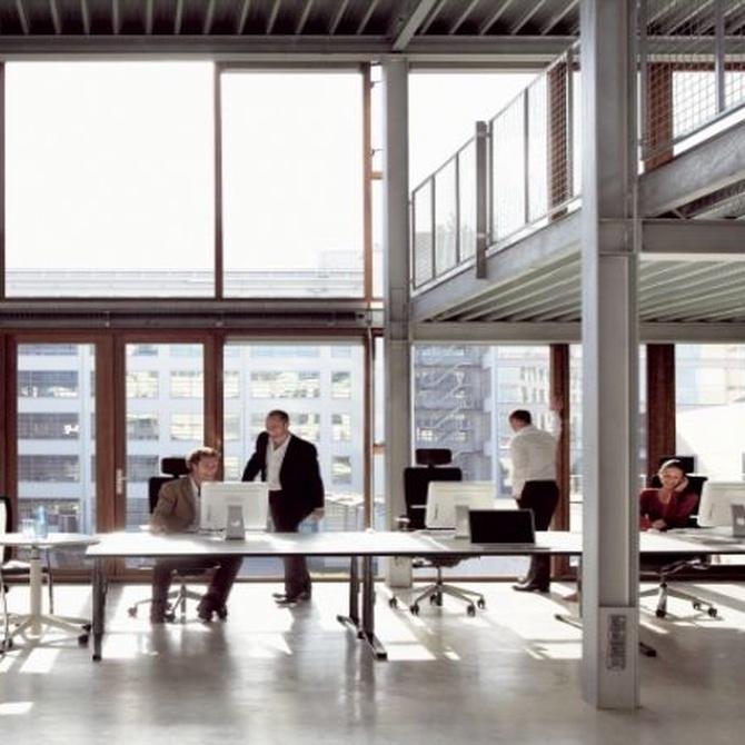 4 máquinas que no pueden faltar en una oficina