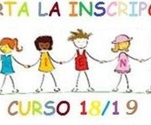 FORMULARIO NUEVAS INSCRIPCIONES CURSO 18-19