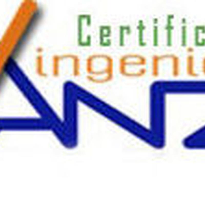 Certificado De Adecuación