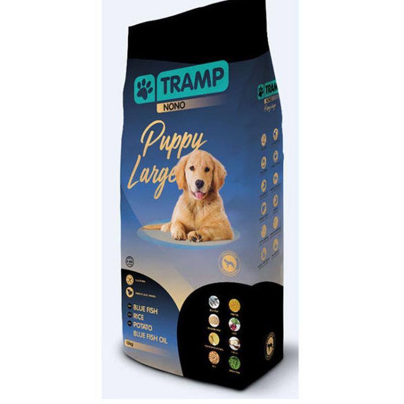 Tramp nono puppy large: Servicios Veterinarios de Kan's&co Clínica Veterinària