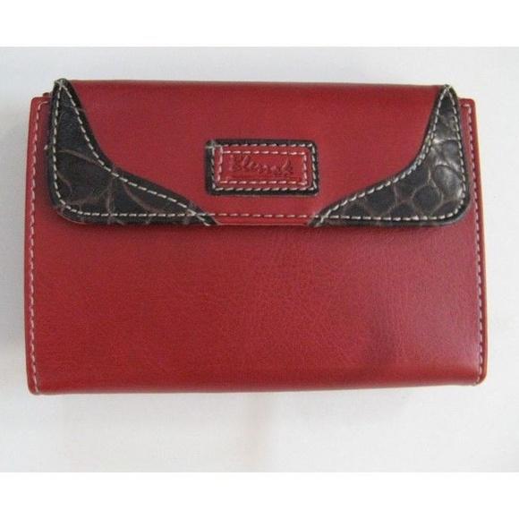 Monedero de polipiel rojo: Productos de Zapatería Ideal Alcobendas