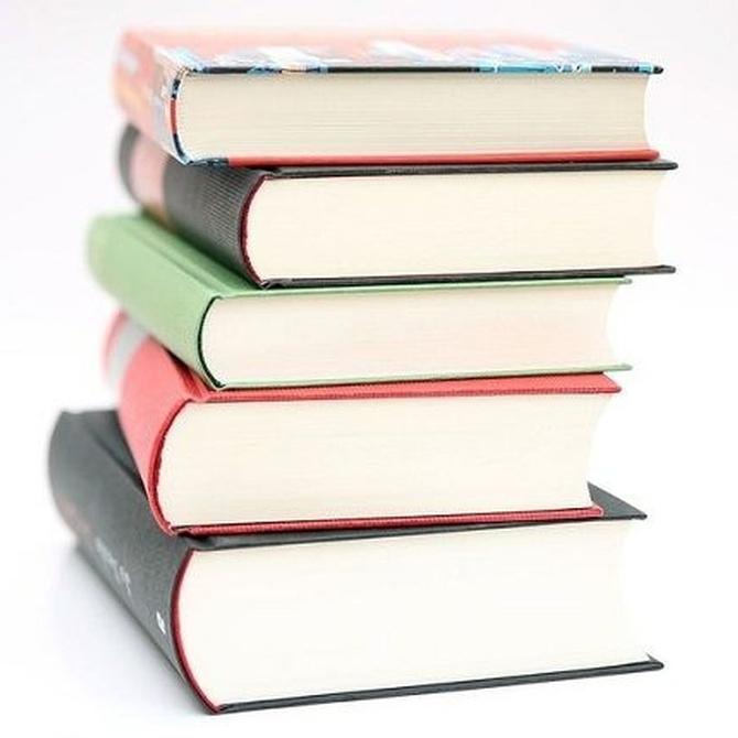 ¿Sabías que los libros que ya no quieres pueden ayudar a muchas personas?