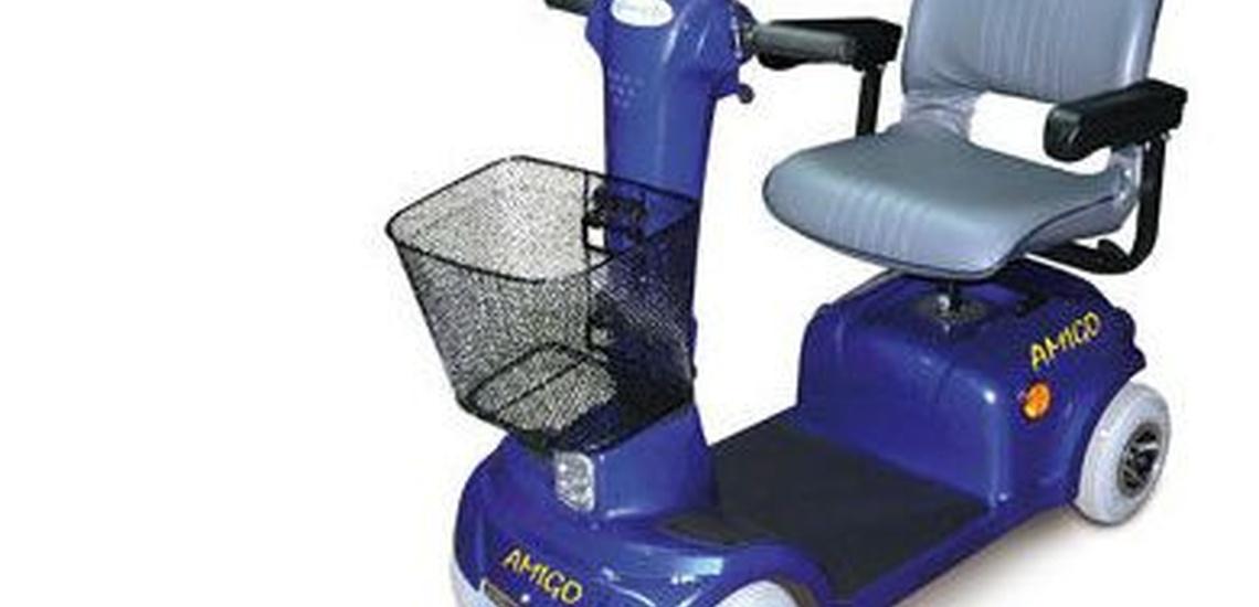 Para comprar un scooter en Viladecans Ortopedia C.O.C. ofrece distintos modelos
