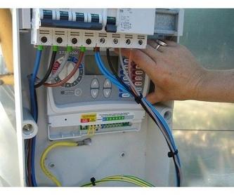 Servicios programados de mantenimiento: Servicios de Casa Álvarez, S.A.