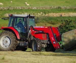 Reparación de tractores