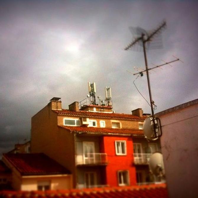 Las principales averías de las antenas