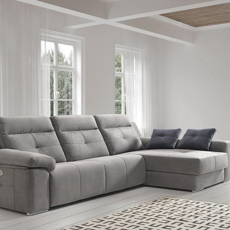 Sofás: Muebles y colchones de Muebles Chamizo