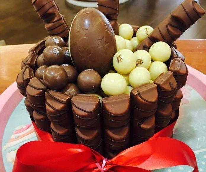 Chocolates: Nuestros dulces de Dulcipé