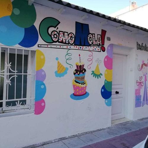 Fiestas de cumpleaños infantiles en Torrejón de Ardoz - Como mola
