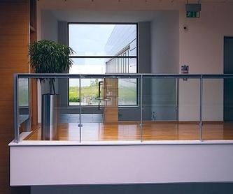Ventanas: Servicios de SCS Cristalerías