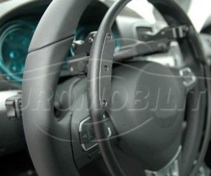 Aceleradores: Servicios y productos de Cabal Automoción Bosch Car Service