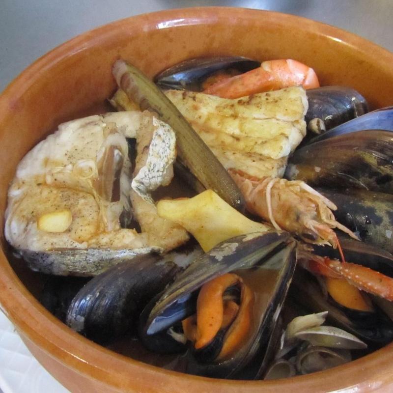 Menú comunión 4: Carta de Brasería Restaurante Marc