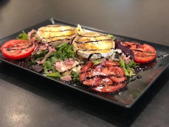 Ensaladas: Carta y Menús de Restaurante  Píkate