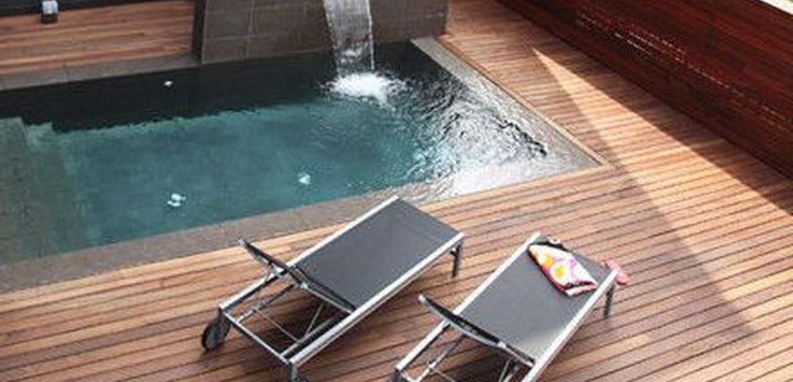 Mantenimiento de piscinas en Aravaca, Madrid con Piscinas Castilla