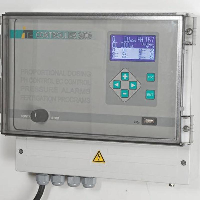 Controlador de 3000: Productos y servicios  de ITC, S.L.