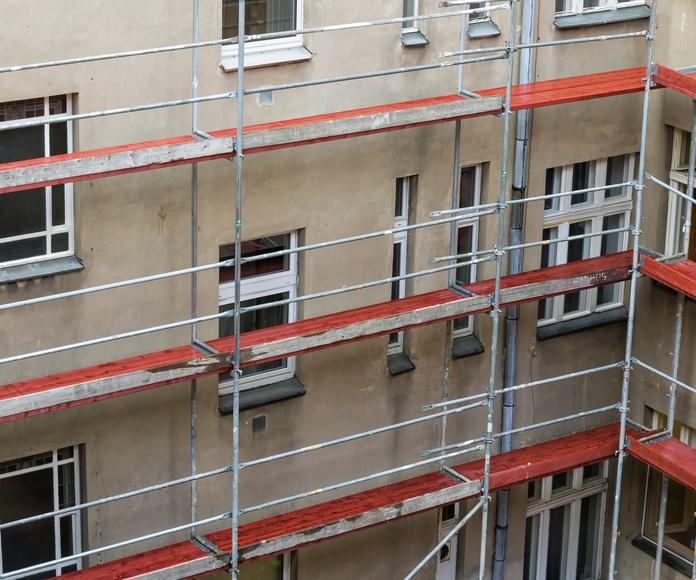 Rehabilitación de fachadas: Servicios de Seymar Tenerife