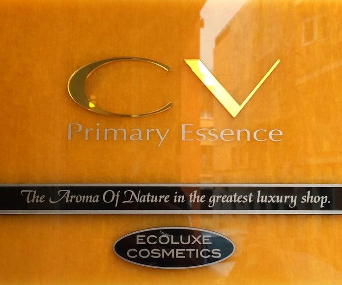 Cosmética natural CV Primary Essence: Terapias y actividades de Kumara Centro Holístico
