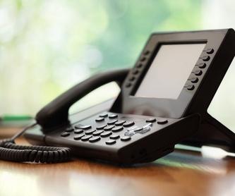 Radiotelefonía de uso privado: Servicios de Tecnicom