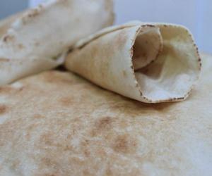 Pan de pita libanés artesanal en Valencia