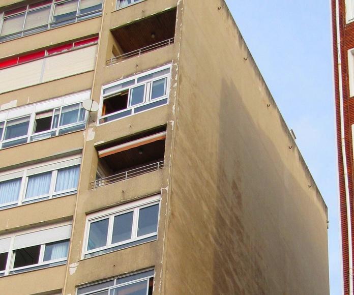 Rehabilitación integral de fachadas en Cantabria