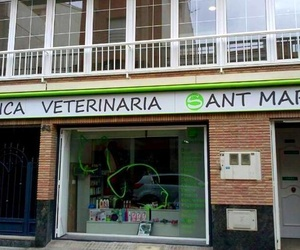Fachada de nuestro centro veterinario en Almazora