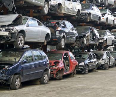 Desguaces de coches  en León