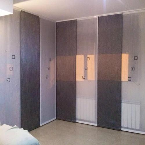Instalación de cortinas técnicas
