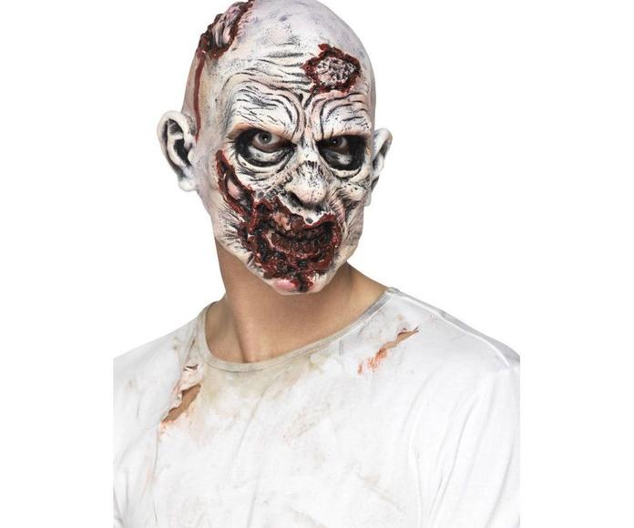 Máscara zombie foam